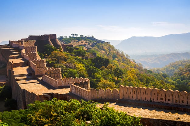 Kumbhalgarh fort photo 5