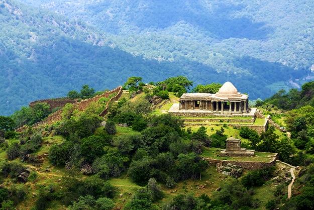 Kumbhalgarh temple photo