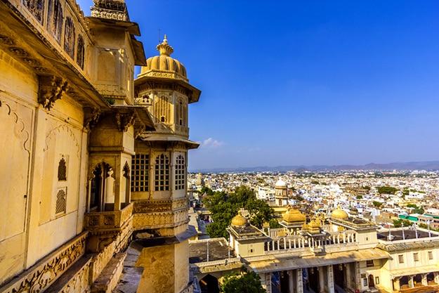 Kumbhalgarh view photo