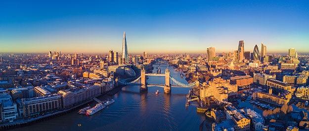 London cityscape photo
