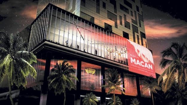 Museum MACAN, Photograph Courtesy: Met Studio Design