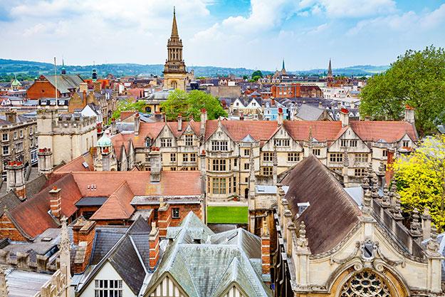 Oxford England photo