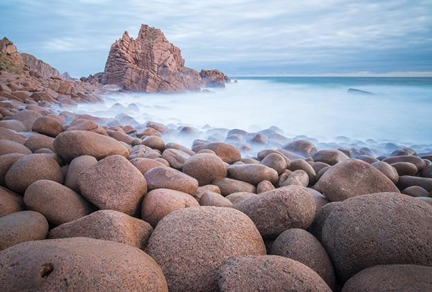 Pinnacles Rock Australia photo