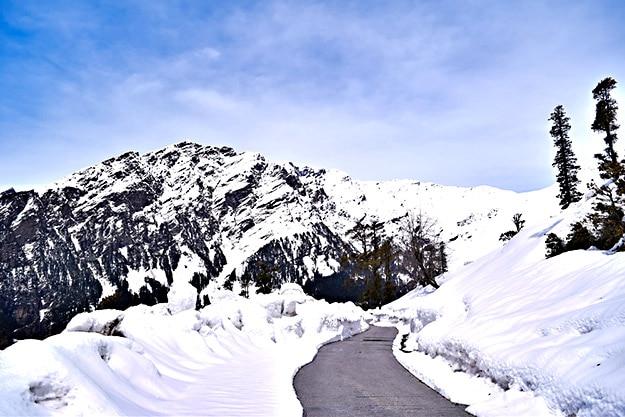 Rohtang photo Himachal Pradesh