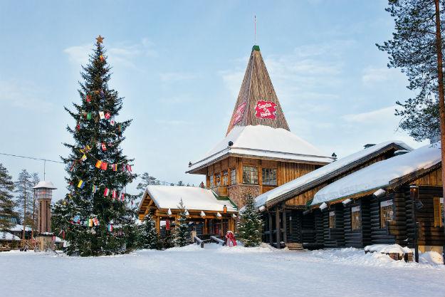 Santa Claus Village Finland photo 10