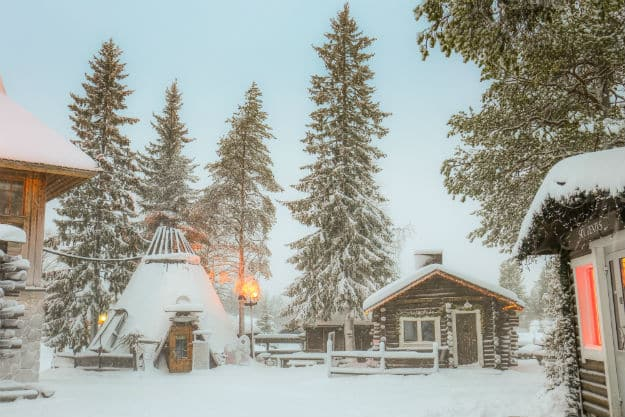 Santa Claus Village Finland photo 2
