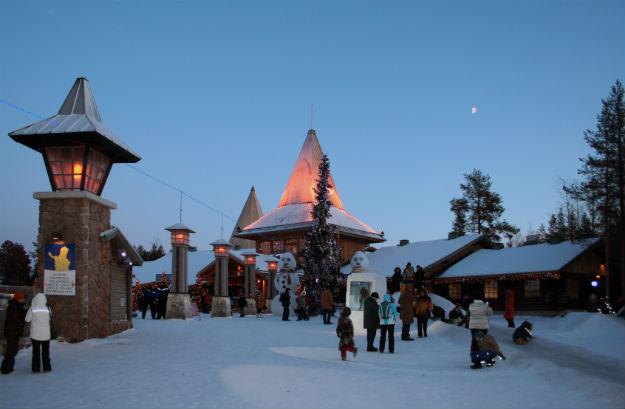 Santa Claus Village Finland photo 3