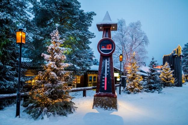 Santa Claus Village Finland photo 7