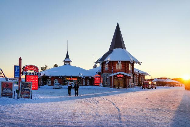 Santa Claus Village Finland photo 8