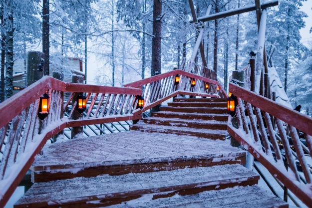 Santa Claus Village Finland photo 9