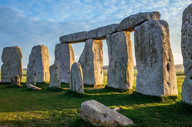 Stonehenge photo England