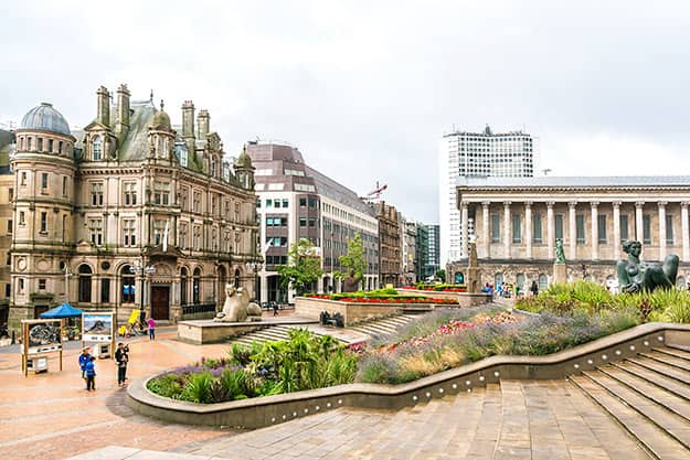 These Beautiful Photos Of Birmingham Will Put A Smile On Your Face