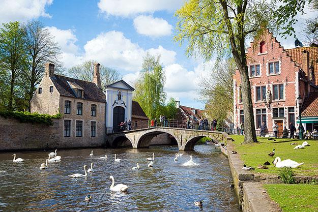 Bruges Belgium photo 2