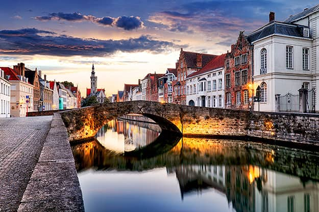 Stunning Photos of Bruges in Belgium Show Why it is a Dream Destination