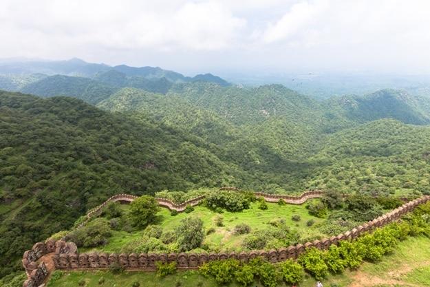 Chittorgarh Fort, Rajasthan , India