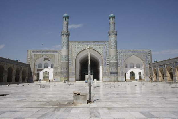 Friday Mosque of Herat, Western Afghanistan