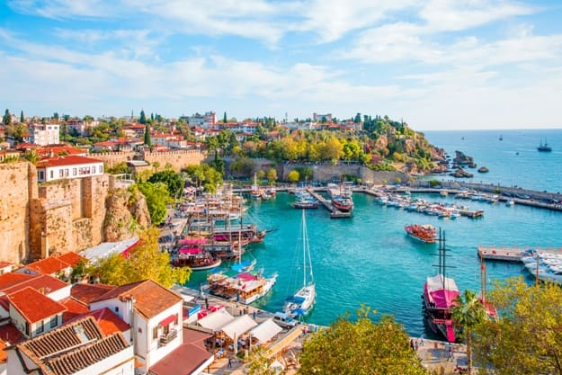 Photos of Antalya, Gateway to the Turkish Mediterranean Turquoise Coast