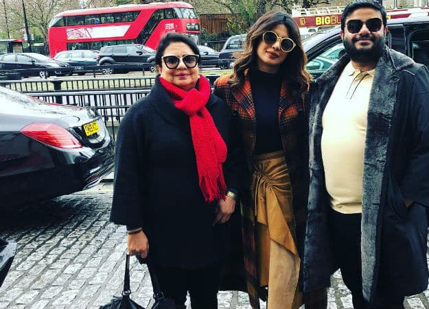 Photos of Priyanka Chopra's Family Vacation in London Will Give You Holiday Goals!