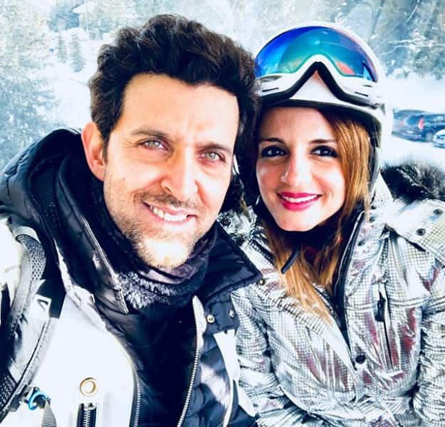On Hrithik Roshan's Birthday, Sussanne Posts a Travel Picture He Will Always Remember!