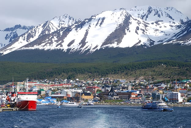 Spectacular Photos of Ushuaia, the Southernmost City in the World