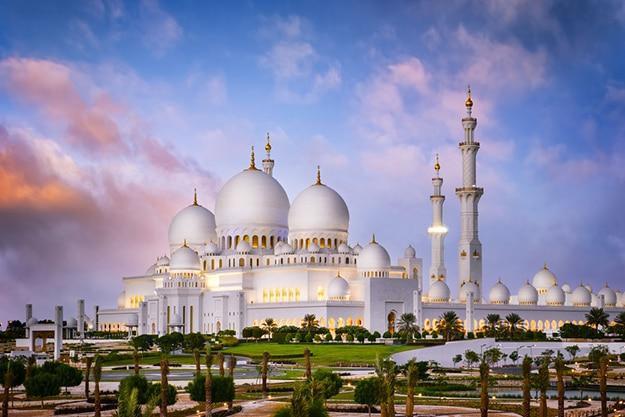 Abu Dhabi photo 4