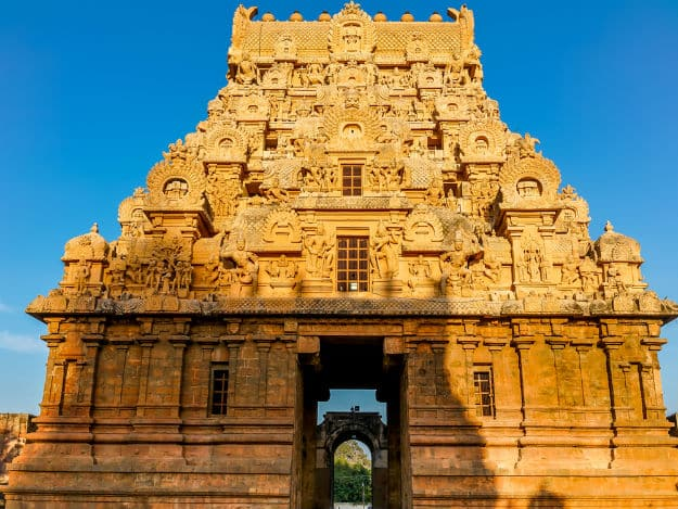 Brihadeeswara temple 5