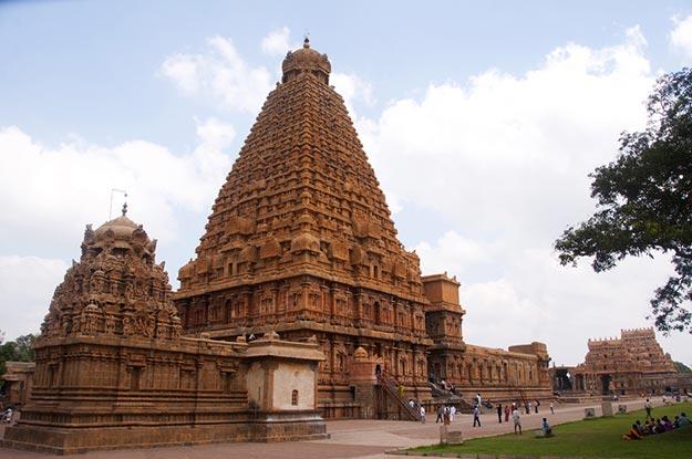 Brihadeeswara temple photo 4