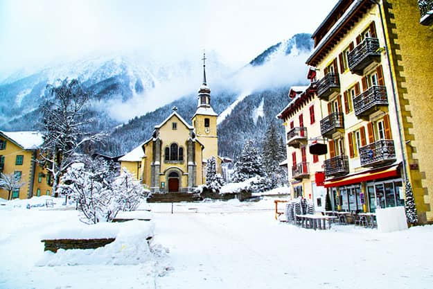 Spectacular Photos of Chamonix-Mont-Blanc, A Place You May Not Even Have Heard About!