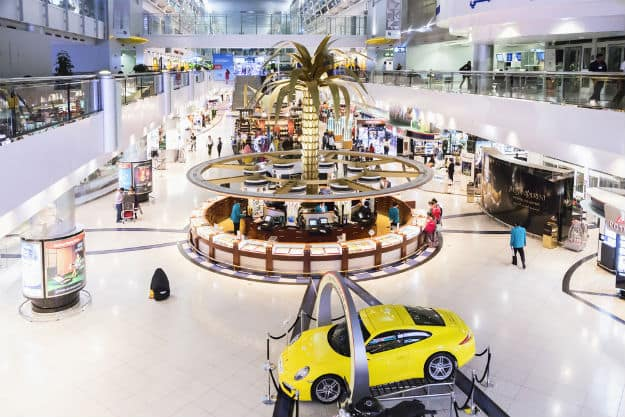Dubai International Airport Terminal 1 Gets 20 New Smart Gates