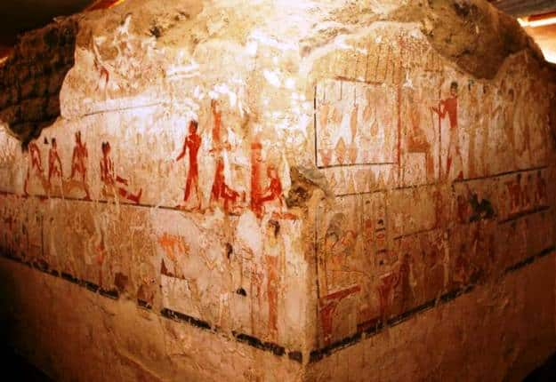 4,400-year-old Well-Preserved Tomb Discovered in Egypt