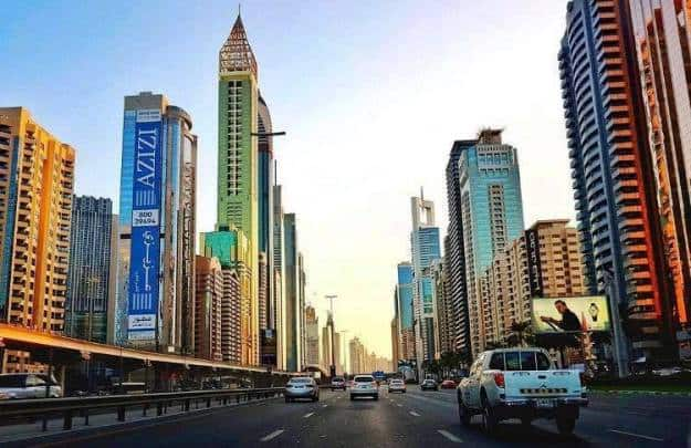 Tallest Hotel in the World Opens in Dubai, Overtaking Another Hotel in Dubai