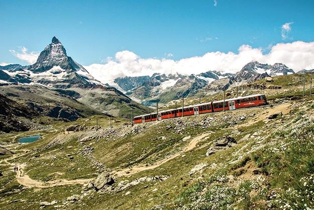 Gornergrat-Bahn--Switzerlands-first-electric-cogwheel-railway