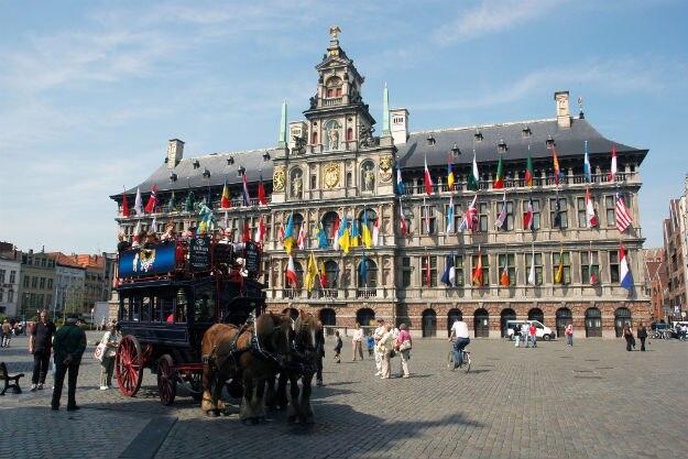 Grote Markt (c)Antwerp Tourism & Convention