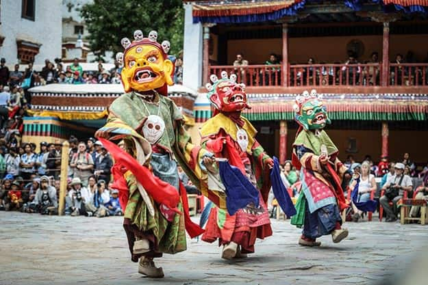 Photos of Hemis: Beautiful Images of Kashmir's Enchanting Village in Ladakh