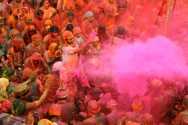 Holi Image 10