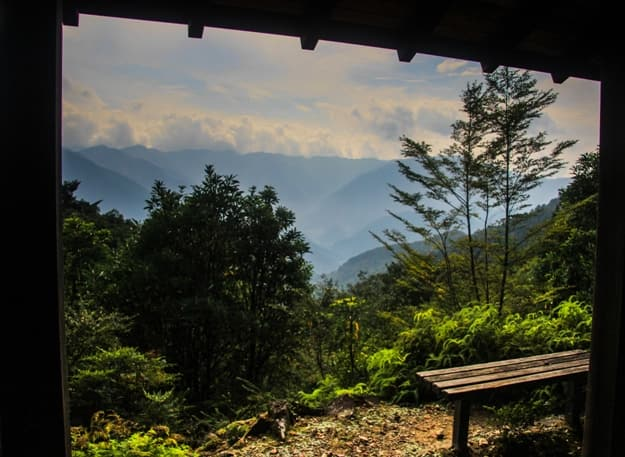 Kumano Kodo - ancient pilgrimage route in Japan that has more than 1000 of years