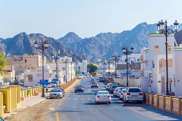15 Amazing Photos of Muscat, the Largest City and Capital of