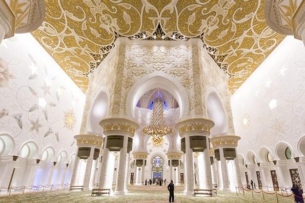 Sheikh Zayed Grand Mosque photo 7