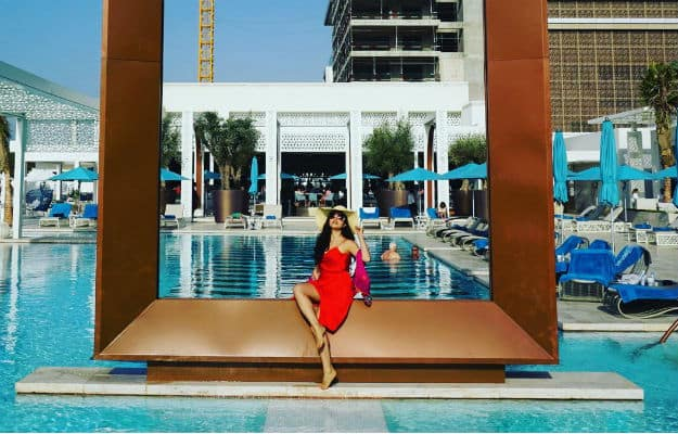 Hot Photo and Video of Shenaz Treasury in Dubai Will Give You Travel Goals!