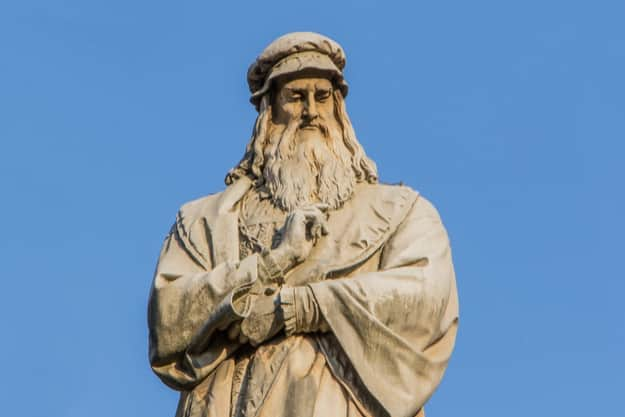 UK to Host Largest Display of da Vinci Artwork in 65 Years