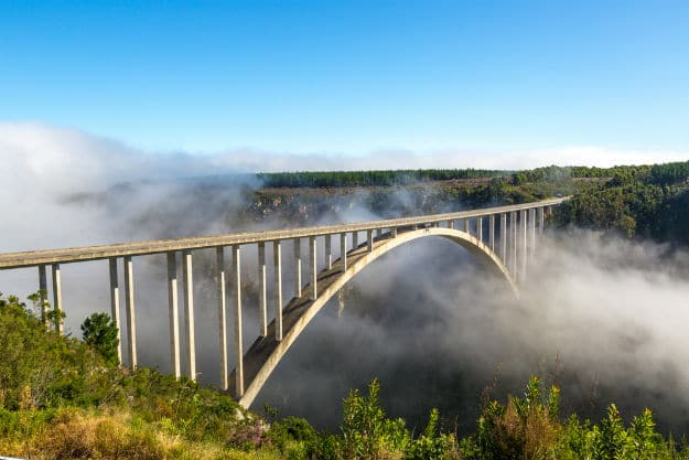 Bloukrans Bridge photo - south africa