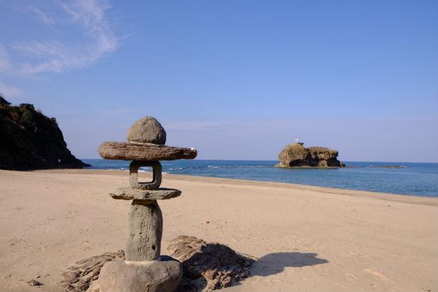 Hakuto Beach (c)JNTO