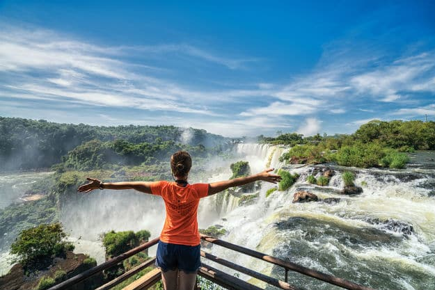 Iguazu Falls photo 1