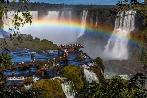 Iguazu Falls photo 2