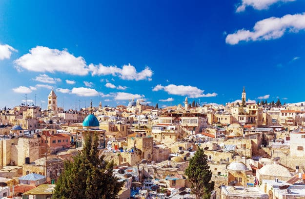 Photos of Jerusalem: Amazing Images of One of the Oldest Cities in The World