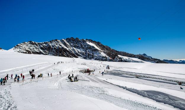 Jungfraujoch Switzerland image 10