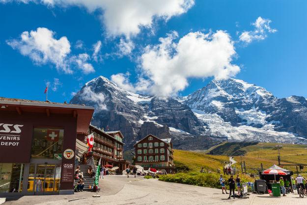 Jungfraujoch Switzerland image 12