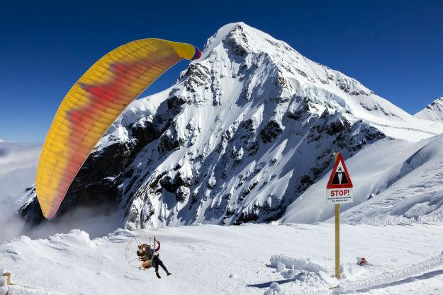 Jungfraujoch Switzerland image 2