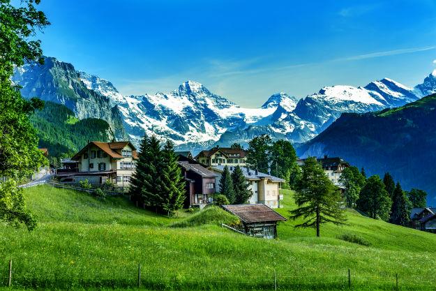 Jungfraujoch Switzerland image 4