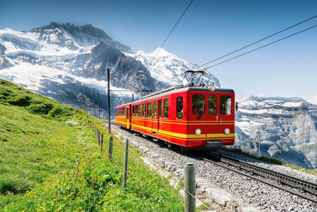 Jungfraujoch Switzerland image 5